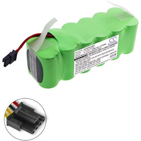 NX - Batterie aspirateur compatible Ecovacs 14.4V 2000mAh - LP43SC2000P ; LP43SC