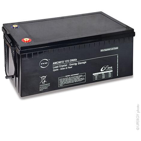 NX - Batterie lead crystal 6-CNFJ-200 12V 200Ah M8-F