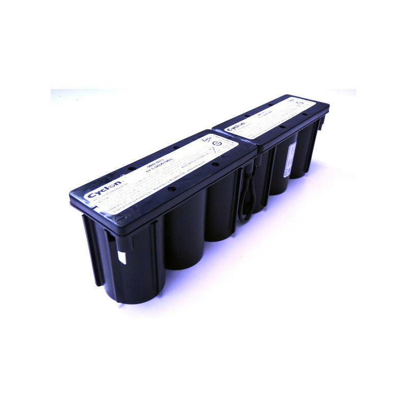 Nx ™ - NX - Batterie médicale 0809-001 ST1 12V 5Ah F6.35