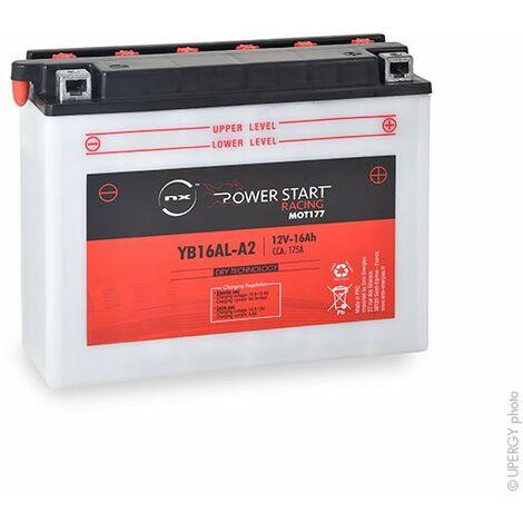 NX - Batterie moto YB16AL-A2 / NB16AL-A2 12V 16Ah