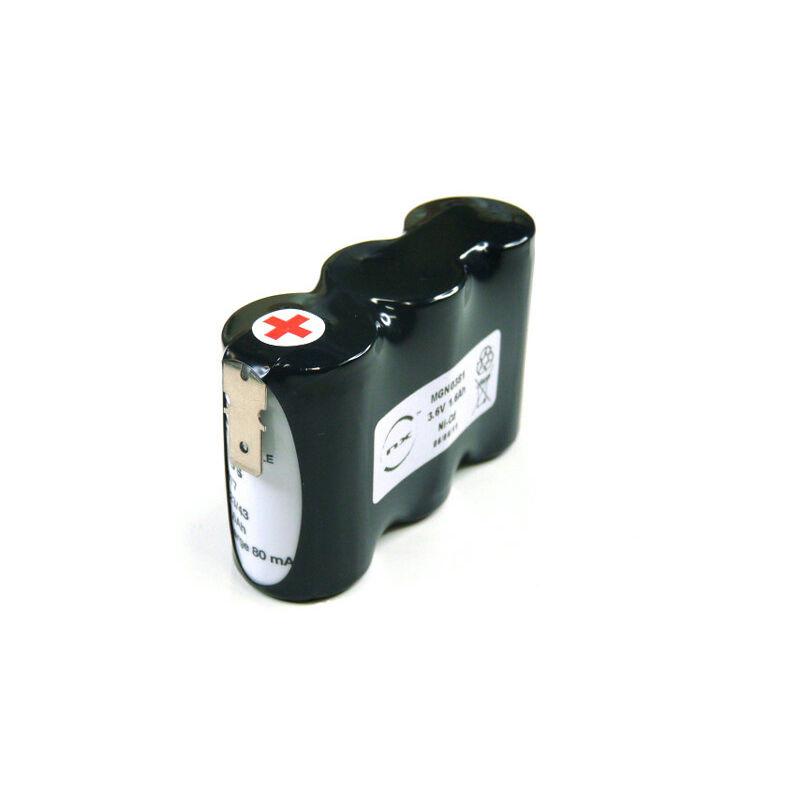 NX - Batterie NiCd 3x SC VNT 3S1P ST1 3.6V 1.6Ah fast