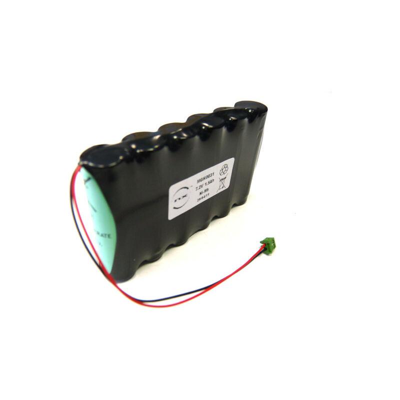 Nx ™ - NX - Batterie NiMH 6x AA NX 6S1P ST1 7.2V 2Ah JST