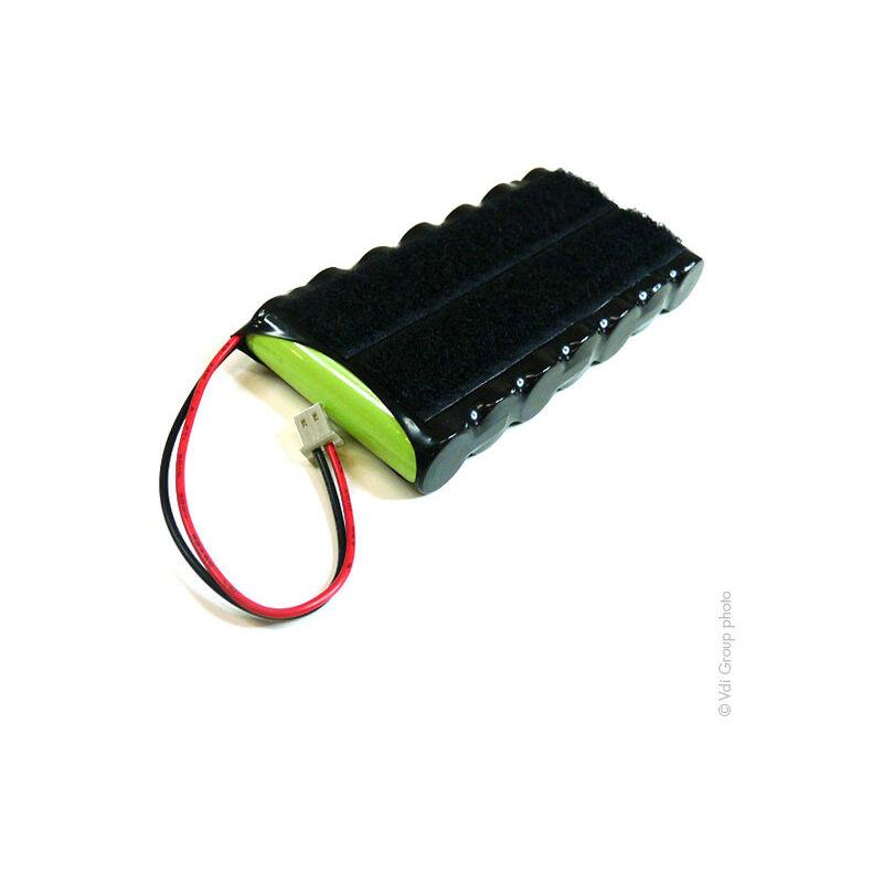 Nx ™ - NX - Batterie NiMH 7x AA 7S1P ST1 8.4V 2Ah Molex