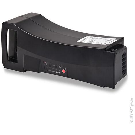 """main image of """"NX - Batterie vélo électrique type Panasonic 36V 14.5Ah - 522Wh"""""""