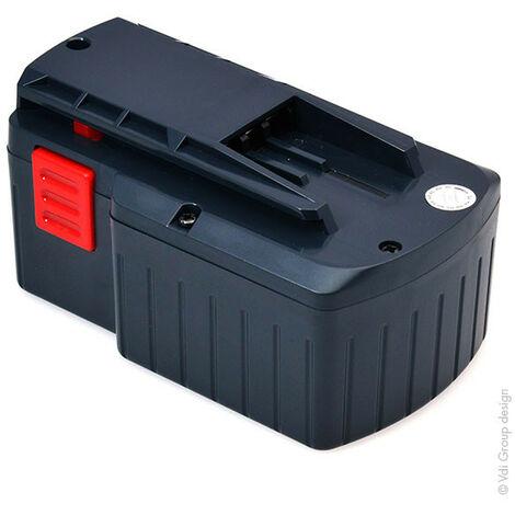 NX - Batterie visseuse, perceuse, perforateur, ... 12V 2Ah - 492277 ; AMN8639