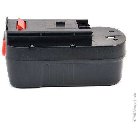 NX - Batterie visseuse, perceuse, perforateur, ... 18V 1.5Ah - 244760-00 ; 24476000 ; A1718