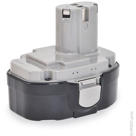 NX - Batterie visseuse, perceuse, perforateur, ... 18V 2.5Ah - 1823 ; 1833 ; 1834 ; 1835 ;