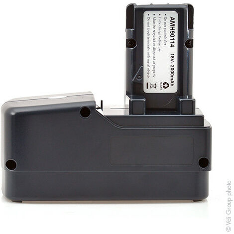 NX - Batterie visseuse, perceuse, perforateur, ... 18V 2Ah - AMN9043 ; 6.31739 ; 6.31740 ;