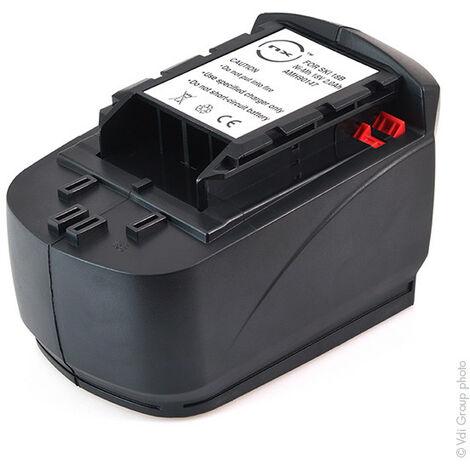 NX - Batterie visseuse, perceuse, perforateur, ... 18V 2Ah - AMN9049 ; 2610392670