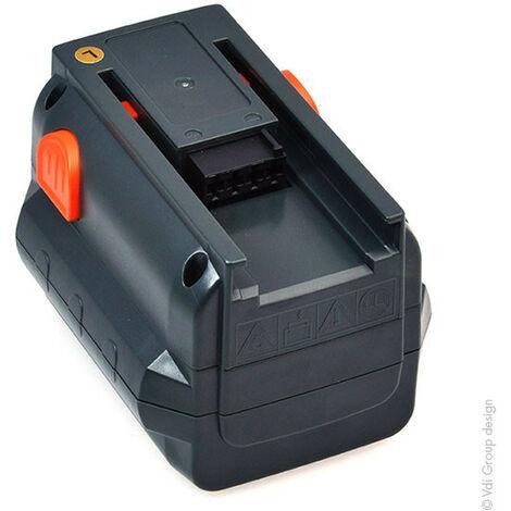 NX - Batterie visseuse, perceuse, perforateur, ... 18V 3000mAh - 966 05 63 01 ; 966056301