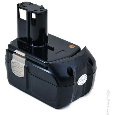 NX - Batterie visseuse, perceuse, perforateur, ... 18V 3Ah - EBM1830 ; BCL1815 ; BCL1840 ;