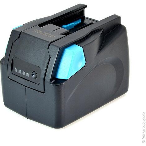 NX - Batterie visseuse, perceuse, perforateur, ... 18V 4Ah - 0824-24 ; 082424 ; 48-11-1830