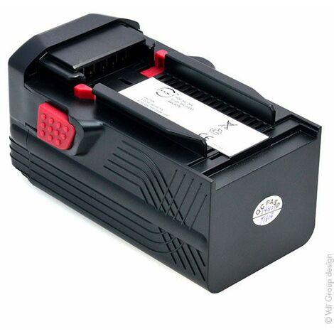 NX - Batterie visseuse, perceuse, perforateur, ... 36V 3Ah - B36-30 ; B36/30 ; B3630 ; B36-