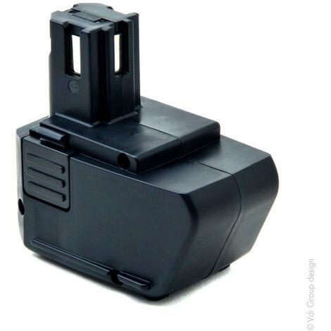 NX - Batterie visseuse, perceuse, perforateur, ... 9.6V 3Ah - 00315078 ; 00334584