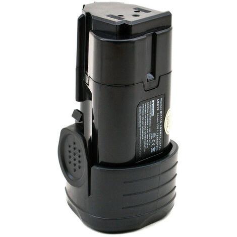 NX - Batterie visseuse, perceuse, perforateur, ... compatible Black & Decker 12V 2000mAh -