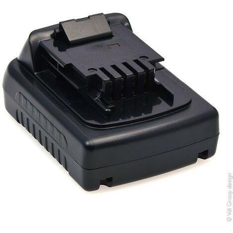 NX - Batterie visseuse, perceuse, perforateur, ... compatible Black et Decker avec cellules