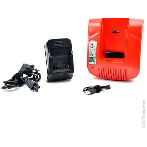 """main image of """"NX - Chargeur outillage pour Bosch 21.6V - 36V Li-Ion"""""""