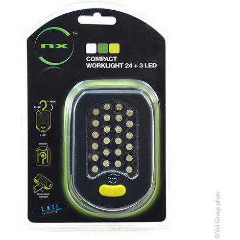 NX - Linterna mini inalámbrica LED NX