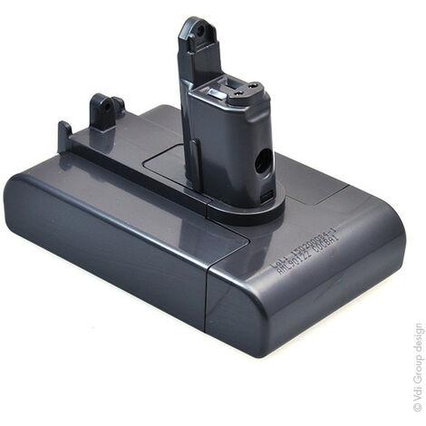 NX - NX - Batterie aspirateur compatible Dyson DC35 et DC57 22.2V 1.5Ah - 202932