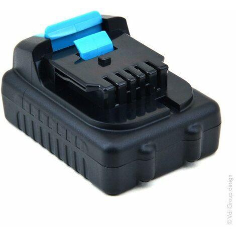 NX - NX - Batterie visseuse, perceuse, perforateur, ... 12V / 10.8V 2000mAh - DCB120 ; DCB1