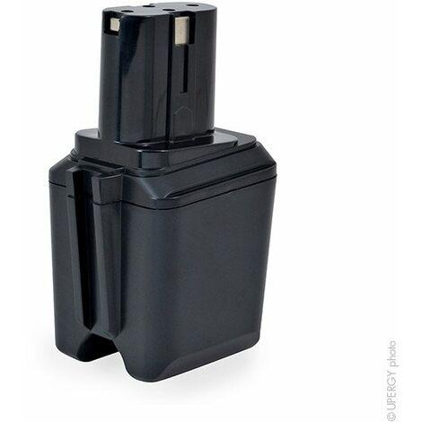 NX - NX - Batterie visseuse, perceuse, perforateur, ... 12V 1.5Ah - AMN1T12 ; 2607335010 ;