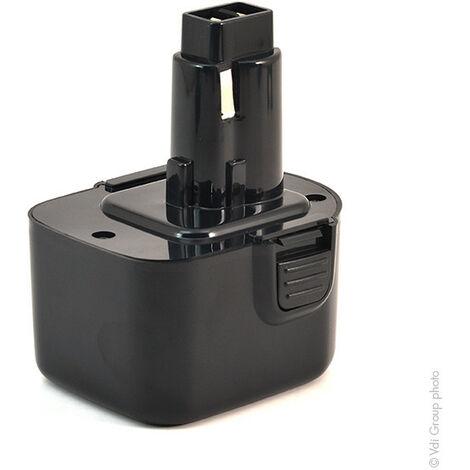 NX - NX - Batterie visseuse, perceuse, perforateur, ... 12V 1.5Ah - AMN9015 ; A9252 ; A9266