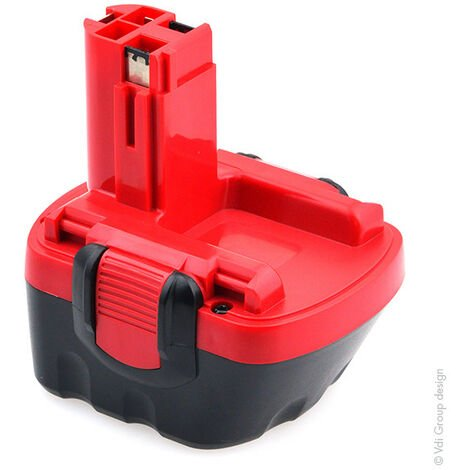 NX - NX - Batterie visseuse, perceuse, perforateur, ... 12V 2.1Ah - 2607335294 ; 2607335441