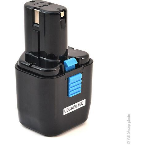 NX - NX - Batterie visseuse, perceuse, perforateur, ... 12V 2Ah - 070236 ; EB12 ; EB120BL ;
