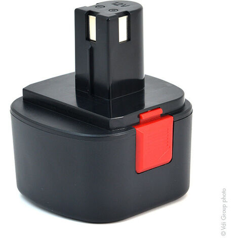 NX - NX - Batterie visseuse, perceuse, perforateur, ... 12V 2Ah - 1201 ; 1213 ; 1242 ; 1244