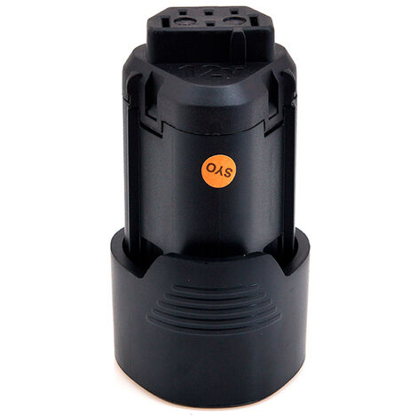 NX - NX - Batterie visseuse, perceuse, perforateur, ... 12V 2Ah - 4932352658 ; L1215 ; L122