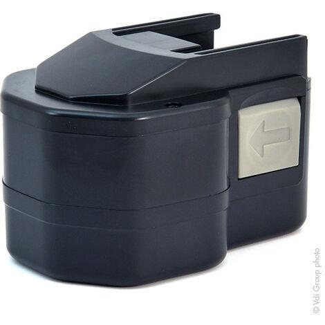 NX - NX - Batterie visseuse, perceuse, perforateur, ... 12V 2Ah - AMN9025 ; AMN8645 ; 48-11