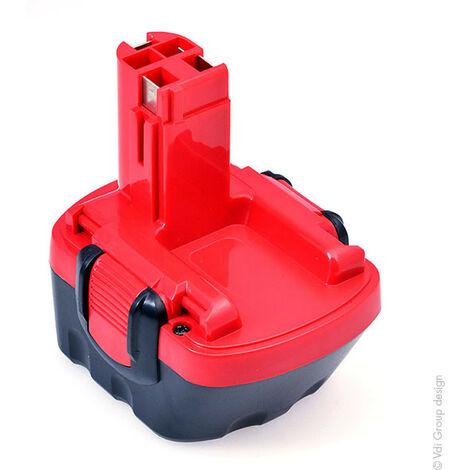 NX - NX - Batterie visseuse, perceuse, perforateur, ... 12V 3Ah - 2607335294 ; 2607335441 ;