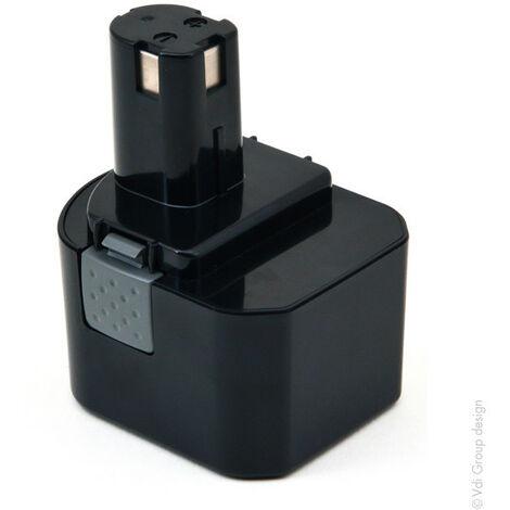 NX - NX - Batterie visseuse, perceuse, perforateur, ... 12V 3Ah - B-1220F ; B1220F ; BPP121