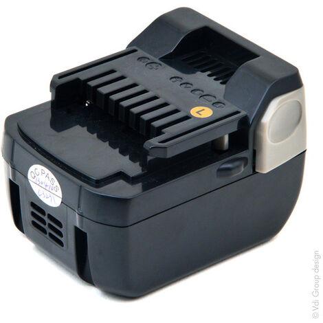 NX - NX - Batterie visseuse, perceuse, perforateur, ... 14.4V 3Ah - BSL-1415 ; BSL1415 ; BS