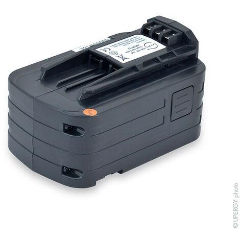 NX - NX - Batterie visseuse, perceuse, perforateur, ... 18V 4Ah - BPC 18 ; BPC 18-4.2 ; BPC