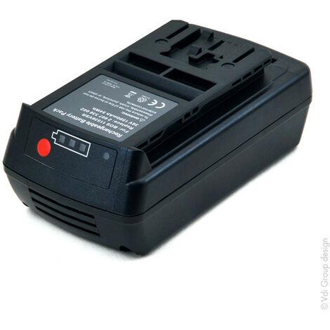NX - NX - Batterie visseuse, perceuse, perforateur, ... 36V 1.5Ah - 2607336001 ; 2607336002