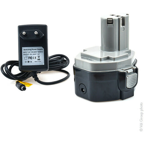 NX - NX - Batterie visseuse, perceuse, perforateur, ... + chargeur 14.4V 2Ah - 0-1701694-1
