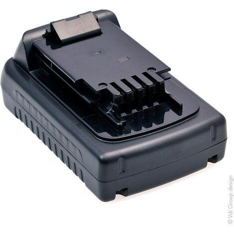 NX - NX - Batterie visseuse, perceuse, perforateur, ... compatible Black & Decker avec cell