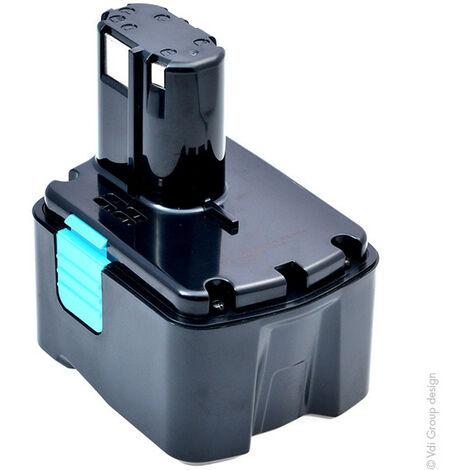NX - NX - Batterie visseuse, perceuse, perforateur, ... compatible Hitachi / Hikoki 14.4V 4