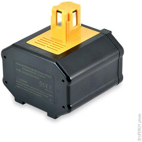 NX - NX - Batterie visseuse, perceuse, perforateur, ... compatible Panasonic 24V 3Ah - EY92