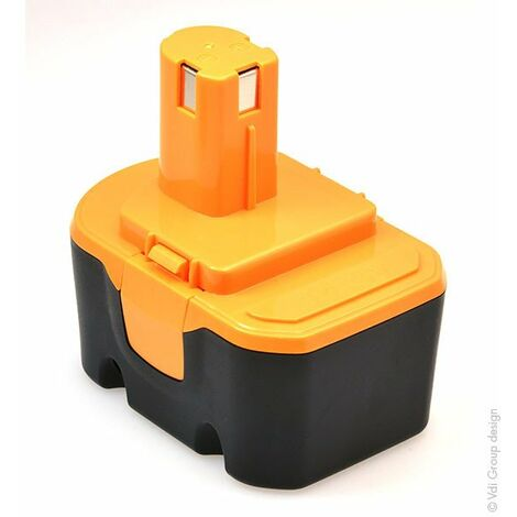 NX - NX - Batterie visseuse, perceuse, perforateur, ... compatible Ryobi 14.4V 3Ah - BPP142