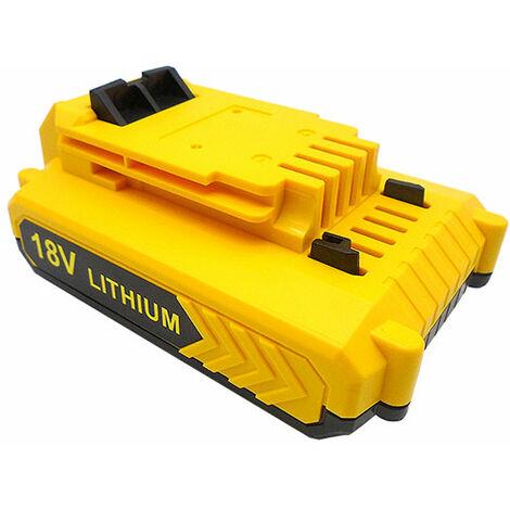 NX - NX - Batterie visseuse, perceuse, perforateur, ... compatible Stanley 18V 2Ah - FMC687