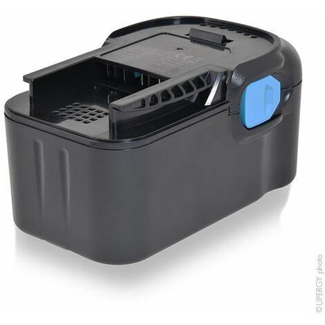 NX - NX - Batterie visseuse, perceuse, perforateur, ... grande autonomie compatible AEG 18V