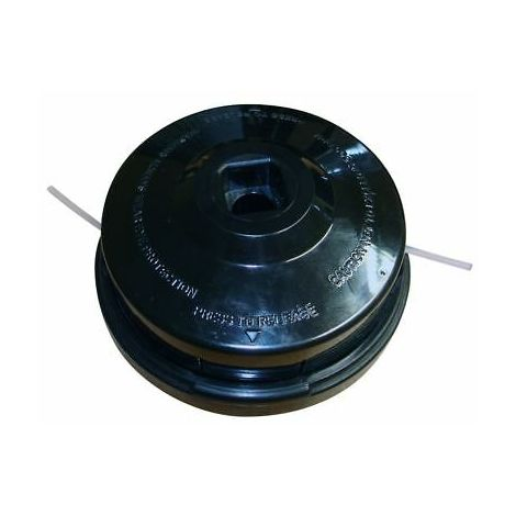 Nylon 2 Line Bump Feed Head Strimmer And Brushcutter