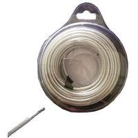 Nylon acero para desbrozadoras 3mm 28 metros