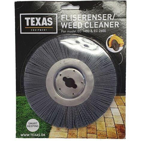 Nylon brush accessory for Texas EC1400 Lawn Edger