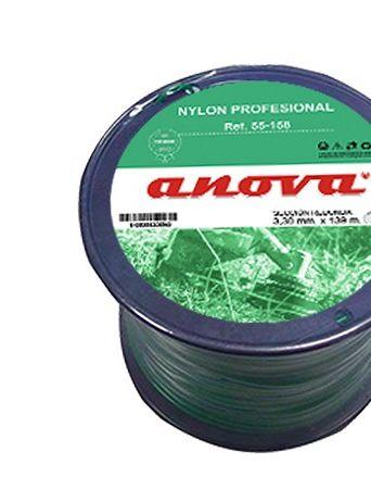 Nylon redondo Anova bobina 3,30 x 463 Mt