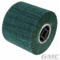 Nylon Web Drum 100 x 120mm - Nylon Web Drum 100 x 120mm 180 Grit (896574)