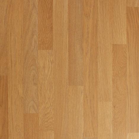 Oak Block Effect Laminate Edging Strip 1530mm X 45mm
