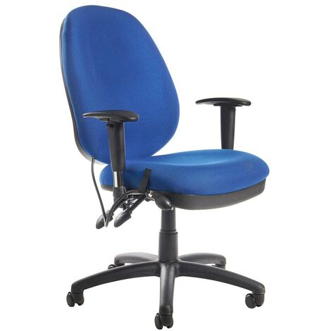 Oban Blue Office Chair